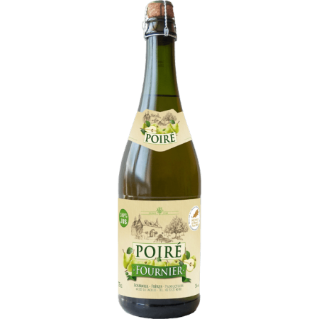 POIRÉ TRADITION - CIDRE FOURNIER