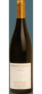 BERNARD FOUQUET - DOMAINE DES AUBUISIERES - VOUVRAY SEC - LE PETIT CLOS 2015