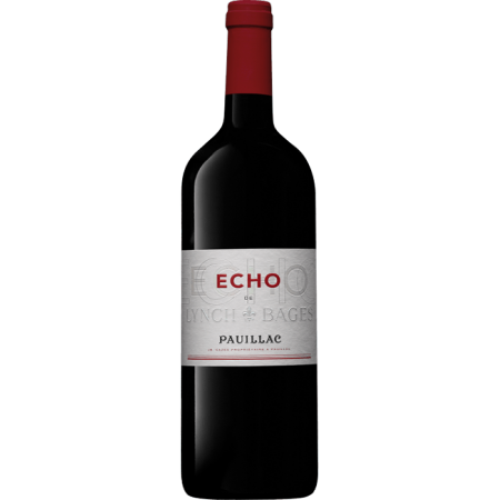 ECHO DE LYNCH BAGES 2011 - ZWEITWEIN CHATEAU LYNCH BAGES 2011 - MAGNUM