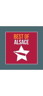 WEINPAKET - GESCHENKSET - BEST OF ELSASS WEINE - 3 FLASCHEN