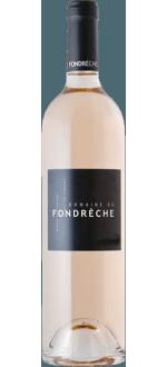 CUVEE DOMAINE ROSE 2016- DOMAINE DE FONDRECHE