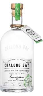 RUM CHALONG BAY INFUSE LEMONGRASS - EN ETUI