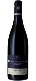 NUITS SAINT GEORGES LES DAMODES 2014 - ANNE GROS