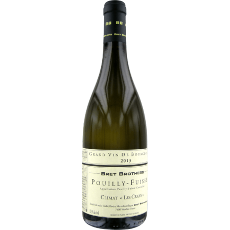 POUILLY-FUISSE - LES CRAYS 2015 - BRET BROTHERS