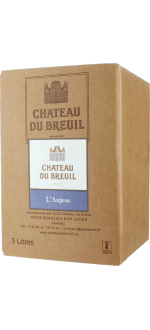 BAG-IN-BOX - CHATEAU DU BREUIL - ANJOU ROUGE 2015 - WEINSCHLAUCH