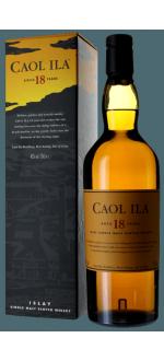 CAOL ILA 18 JAHRE - EN ETUI