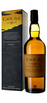 CAOL ILA 18 JAHRE - MIT ETUI