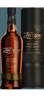 RUM ZACAPA EDICION NEGRA - MIT ETUI