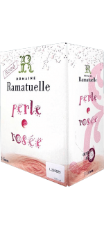PERLE ROSE - DOMAINE RAMATUELLE - BAG-IN- BOX 3L