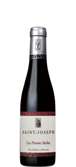 HALBE FLASCHE - LES PIERRES SECHES 2015 - YVES CUILLERON
