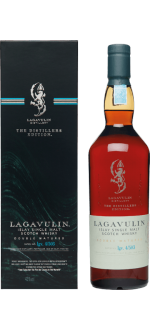LAGAVULIN DISTILLERS EDITION - MIT ETUI