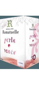 PERLE ROSE - DOMAINE RAMATUELLE - BAG-IN- BOX