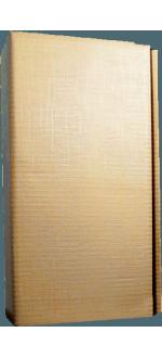 GESCHENK- ETUI - 2 FLASCHEN - GOLD