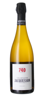 CHAMPAGNER JACQUESSON - CUVEE 740