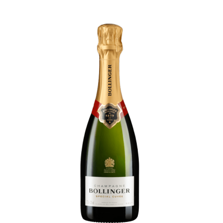 BOLLINGER - SPECIALE CUVEE - CHAMPAGNER HALBE FLASCHE