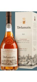 PALE & DRY X.O - COGNAC GRANDE CHAMPAGNE DELAMAIN - MIT ETUI