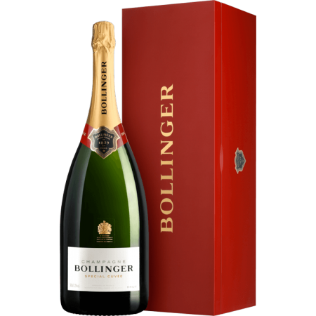 CHAMPAGNER BOLLINGER - SPECIALE CUVEE - JEROBOAM