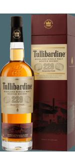 228 BURGUNDY - TULLIBARDINE - MIT ETUI