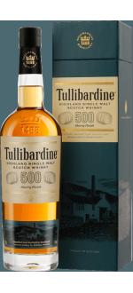 500 SHERRY - TULLIBARDINE - MIT ETUI