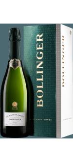 CHAMPAGNER BOLLINGER - LA GRANDE ANNEE 2007 - EN GESCHENKSET