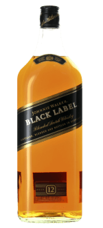 JOHNNIE WALKER BLACK LABEL - 12 JAHRE - MAGNUM