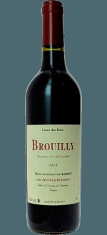 BROUILLY - CUVEE DES FOUS 2016 - JEAN-CLAUDE LAPALU
