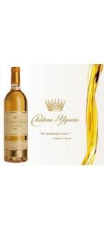 Chateau YQUEM - 1er cru classé supérieur 2003 ( France-Bordeaux-Sauternes AOC-Blanc-0,75L )