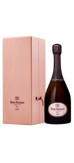 CHAMPAGNER DOM RUINART ROSE 2004 - LUXUSKOFFER