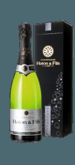 CHAMPAGNER HATON & FILLES - BLANC DE BLANCS