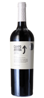 CAMPO ARRIBA OLD VINES 2014 - BODEGA SENORIO DE BARAHONDA