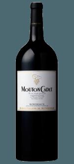 MAGNUM MOUTON CADET 2015 - BARON PHILIPPE DE ROTHSCHILD