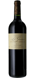 CHATEAU LES GRAVIERES 2012 - VIGNOBLES DENIS BARRAUD