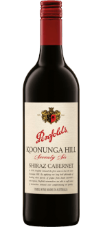 SHIRAZ CABERNET 2015 - KOONUNGA HILL 76 - PENFOLDS