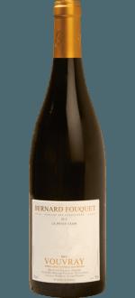 BERNARD FOUQUET - DOMAINE DES AUBUISIERES - VOUVRAY SEC - LE PETIT CLOS 2016