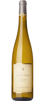 VENDANGES TARDIVES 2015- GEWURZTRAMINER - MARCEL DEISS