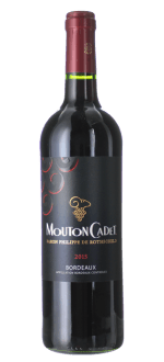 MOUTON CADET 2015- BARON PHILIPPE DE ROTHSCHILD