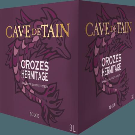 BIB 3L - CROZES-HERMITAGE GRAND CLASSIQUE - CAVE DE TAIN