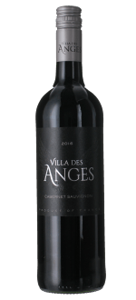 CABERNET-SAUVIGNON 2016 - VILLA DES ANGES