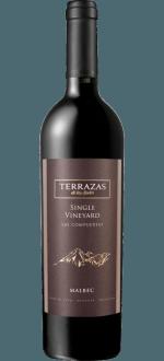 TERRAZAS DE LOS ANDES - SINGLE VINEYARD MALBEC LAS COMPUERTAS 2013