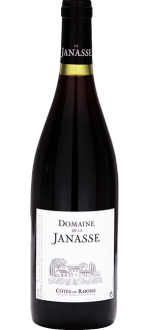 COTES DU RHONE 2016 - DOMAINE DE LA JANASSE