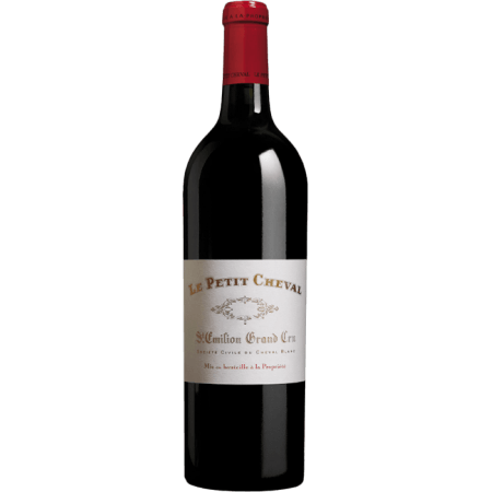 LE PETIT CHEVAL 2010 - ZWEITWEIN CHATEAU CHEVAL BLANC