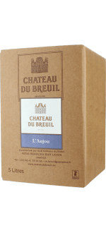 BAG-IN-BOX - CHATEAU DU BREUIL - ANJOU ROUGE 2016 - WEINSCHLAUCH