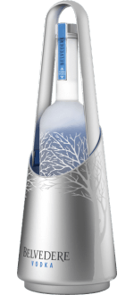 VODKA BELVEDERE ICE DUO