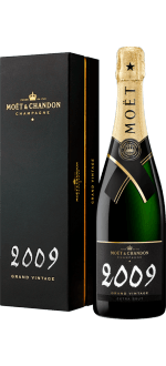 MOET & CHANDON - CHAMPAGNER - GRAND VINTAGE 2009 - IN GESCHENKBOX