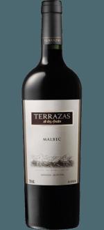 MALBEC 2016 - TERRAZAS DE LOS ANDES