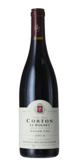 CORTON GRAND CRU - LE ROGNET 2014 - CLAVELIER BRUNO