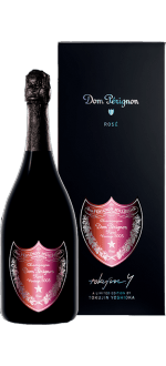 CHAMPAGNER DOM PERIGNON ROSE 2005 - LIMITED EDITION TOKUJIN YOSHIOKA