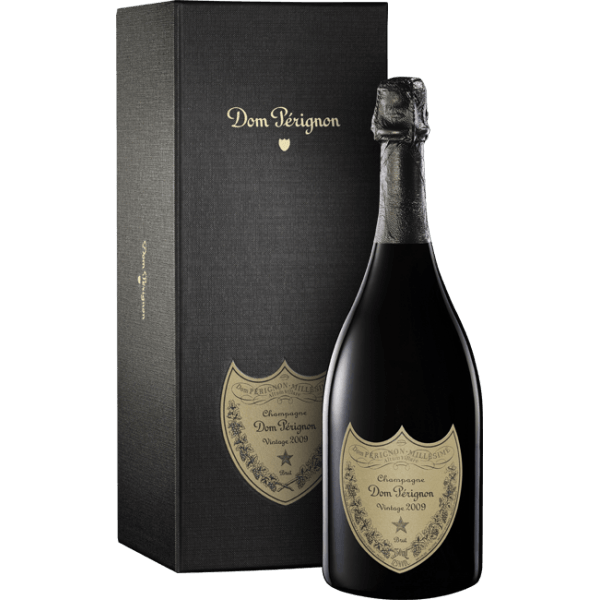Image of DOM PERIGNON CHAMPAGNER 2009 - IN GESCHENKBOX