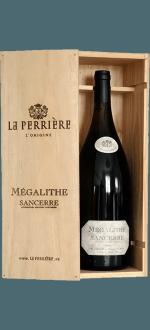 MAGNUM HOLZKISTE - DOMAINE DE LA PERRIERE - SANCERRE MEGALITHE 2014
