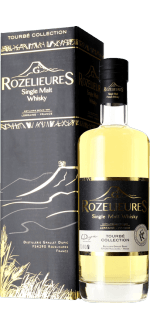 WHISKY FRANCAIS G.ROZELIEURES - TOURBE COLLECTION - EN ÉTUI